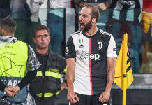 Calciomercato Juventus, Higuain: nuovo assalto dalla Serie A