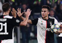 Juventus-Udinese probabili formazioni: Higuain resta fuori, Gotti sceglie Lasagna