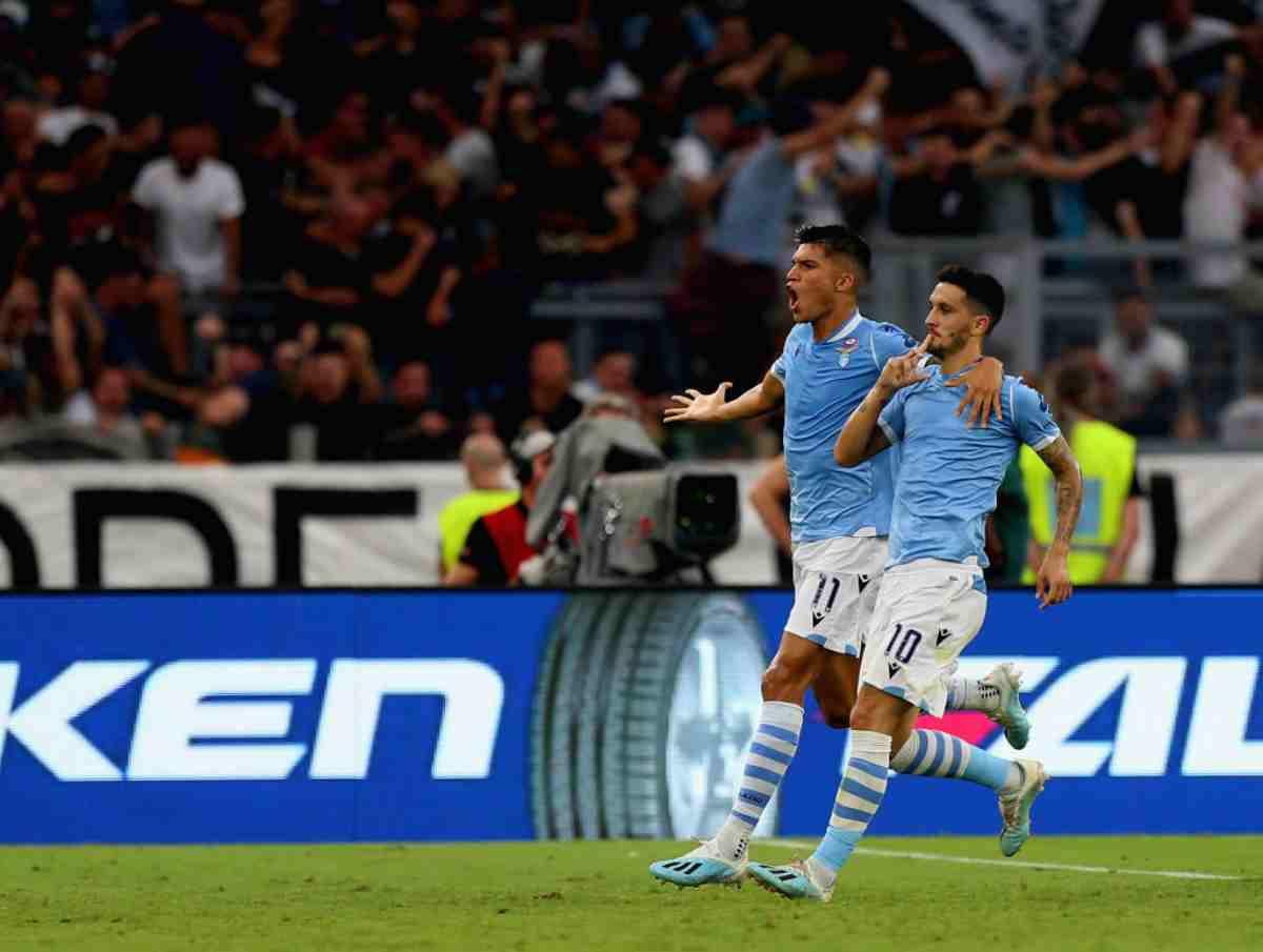 Lazio-Atalanta, anticipo 8.a giornata Serie A