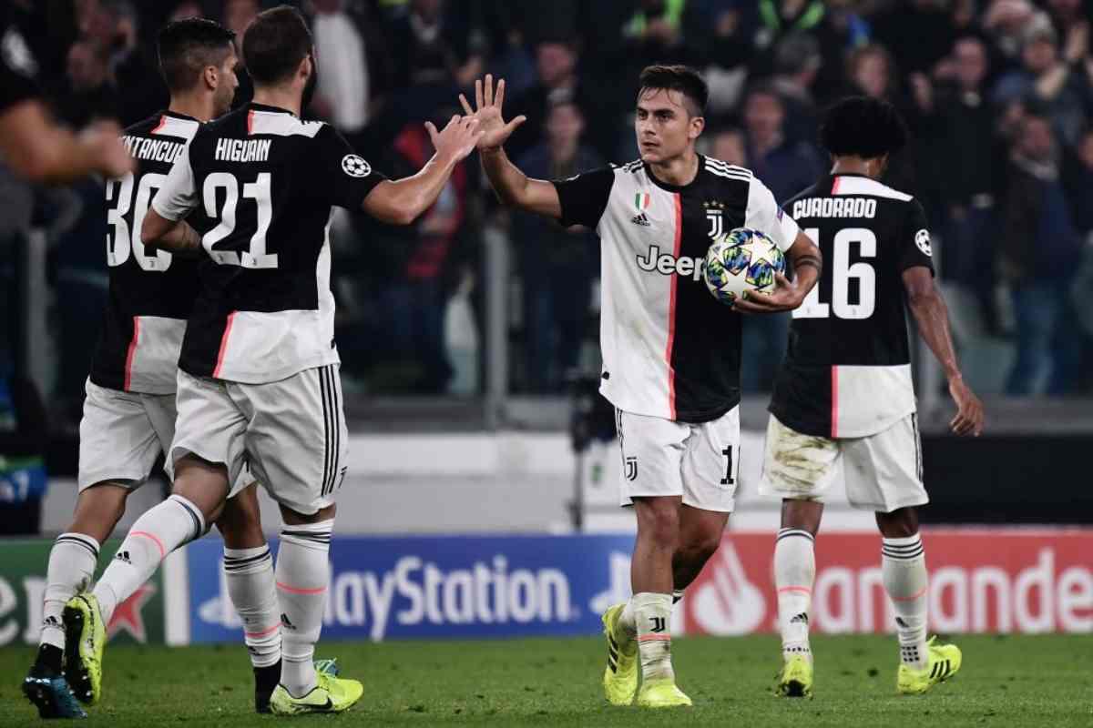 Lecce-Juventus, anticipo 9.a giornata Serie A