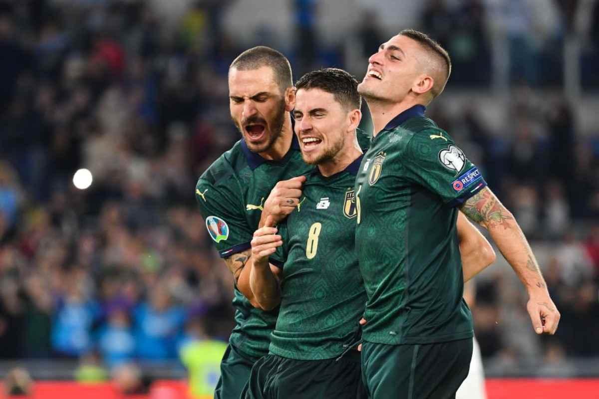 Liechtenstein-Italia, qualificazioni Euro 2020