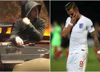 Inghilterra, Maddison si dà malato ma va a giocare al casinò