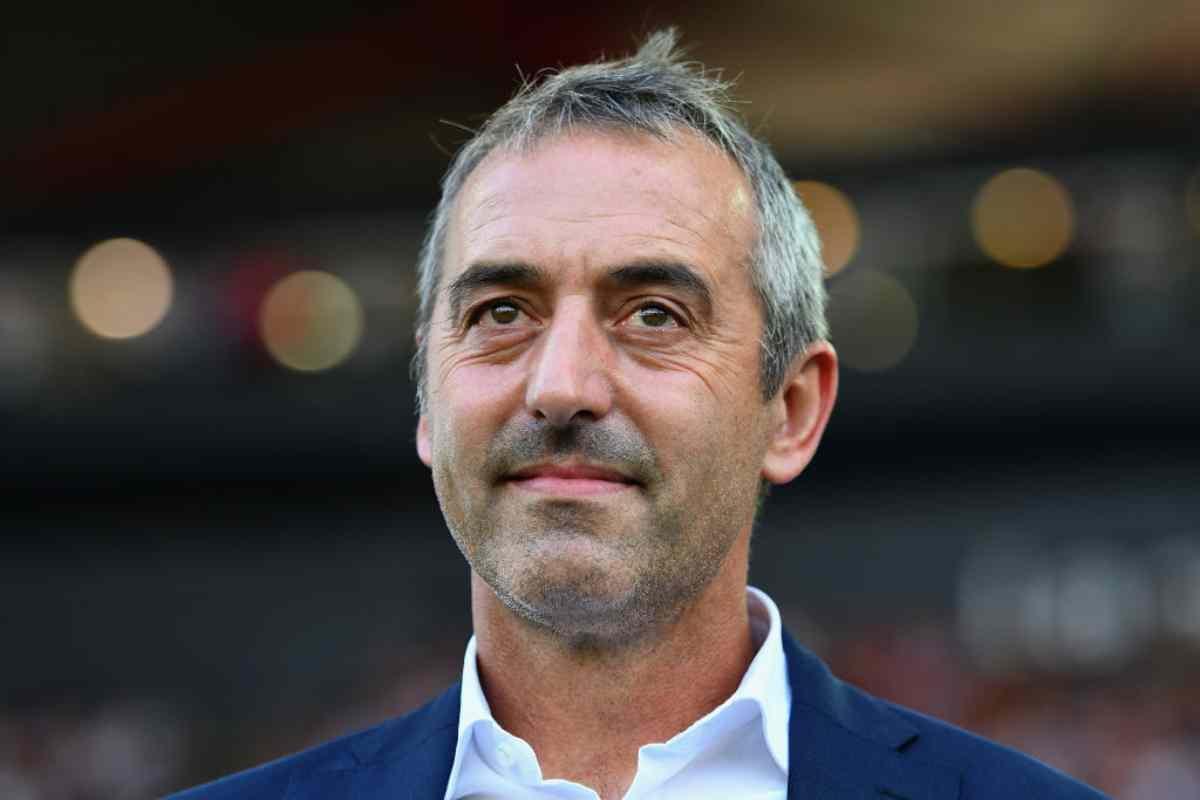 Marco Giampaolo, il Milan lo esonera dopo 7 giornate