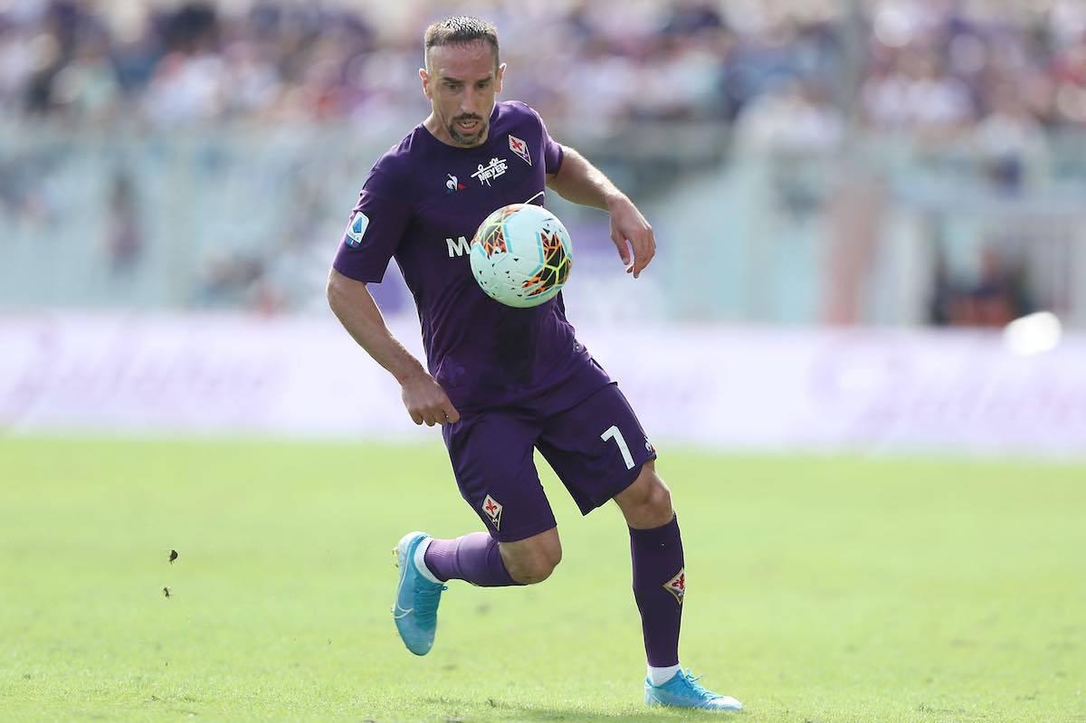 Fiorentina-Lazio, probabili formazioni: Ribery e Luis Alberto in attacco