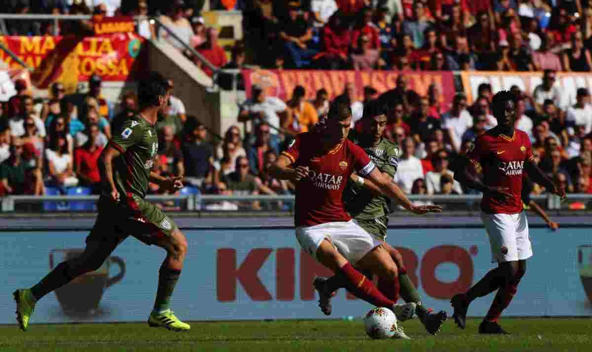 Roma-Cagliari, gli highlights del match