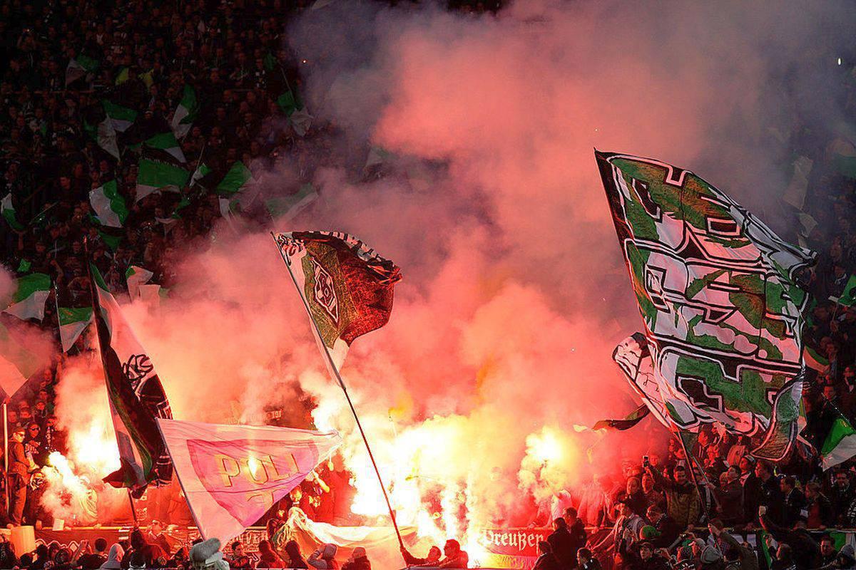 Tifosi Borussia Borussia Mönchengladbach