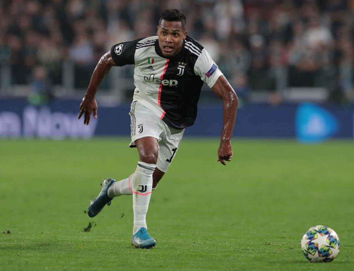 Juventus, Alex Sandro torna disponibile (Getty Images)
