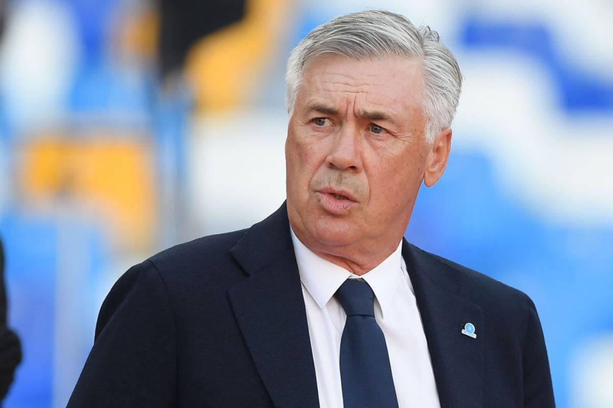 Ancelotti addio a giugno caos Napoli