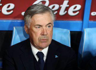 Ancelotti nel post-partita contro il Salisburgo