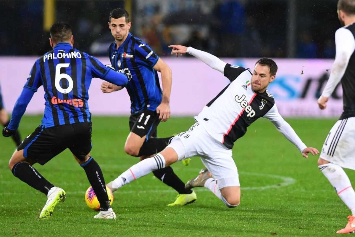 Gol e sintesi di Atalanta-Juventus