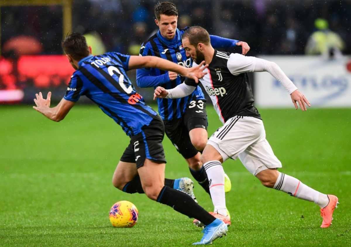 Highlights Atalanta-Juventus