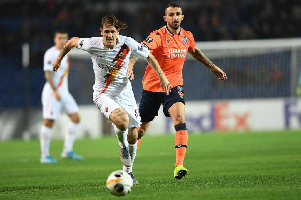 Basaksehir-Roma video gol e sintesi partita