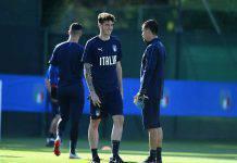 Bastoni lascia il ritiro dell'Italia U21