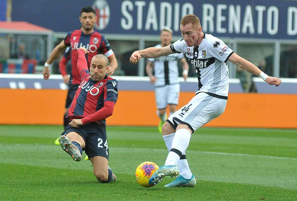 Highlights Bologna-Parma