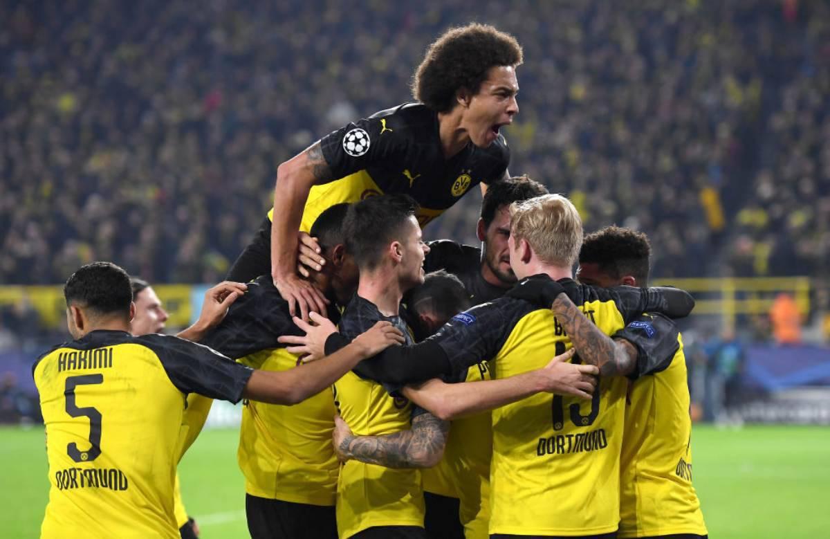 Borussia Dortmund Inter