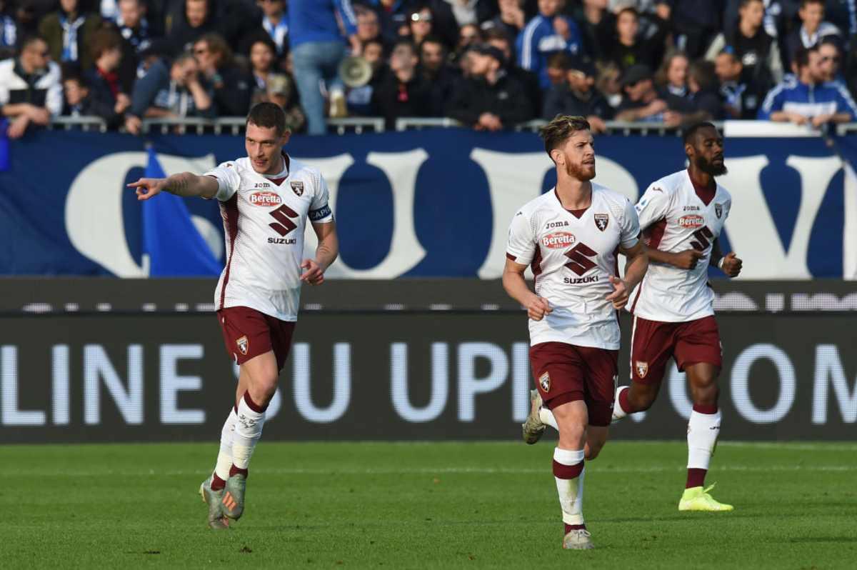 Brescia-Torino highlights
