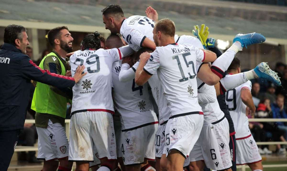 Cagliari Record