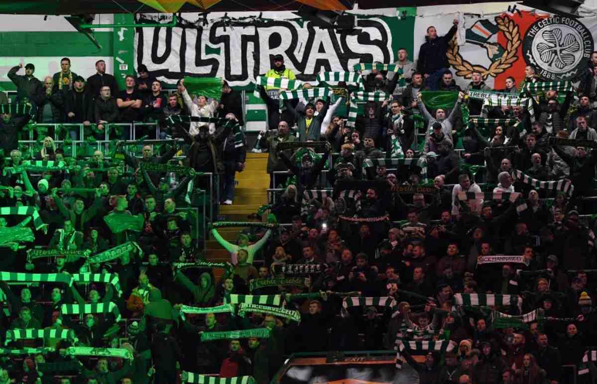 Lazio-Celtic, vigilia di tensione. Due persone ferite nella notte