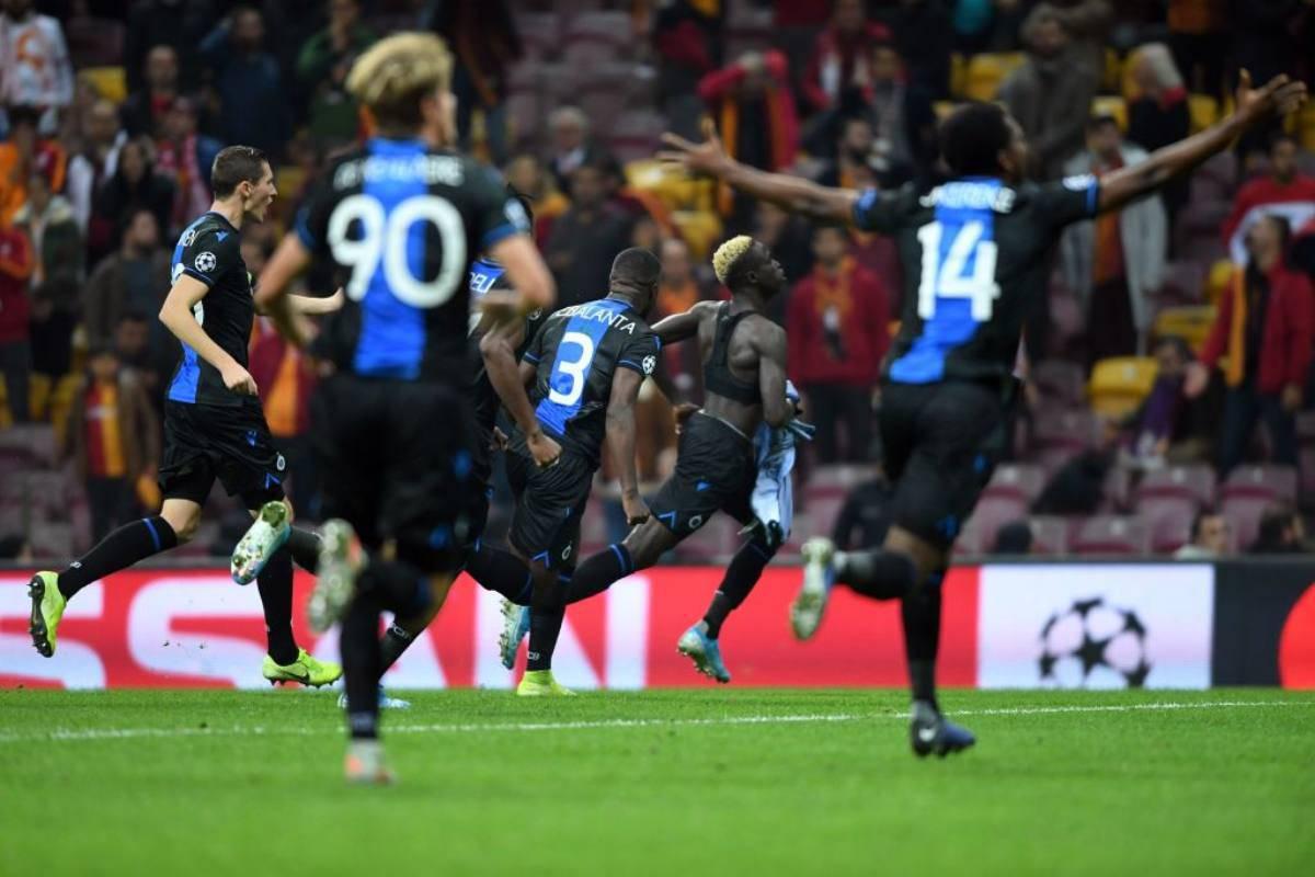 Club Bruges Galatasaray