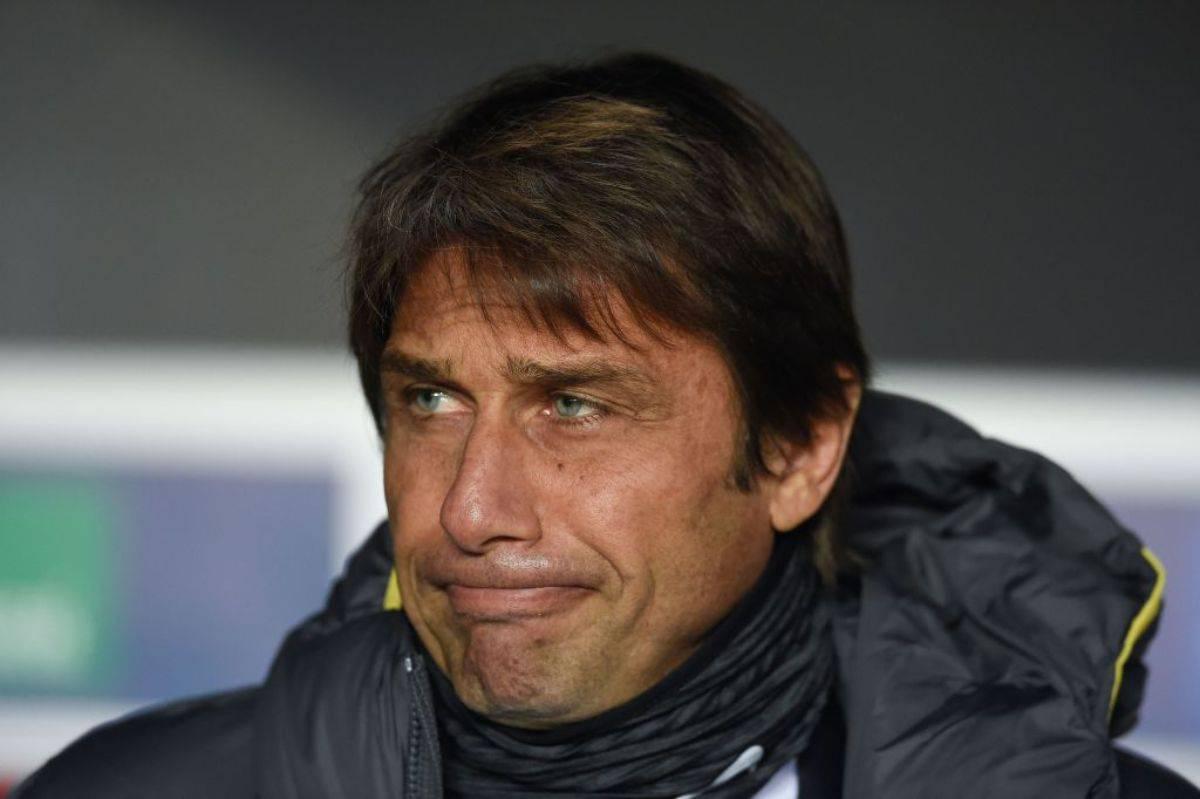 Antonio Conte conferenza stampa Inter-Spal