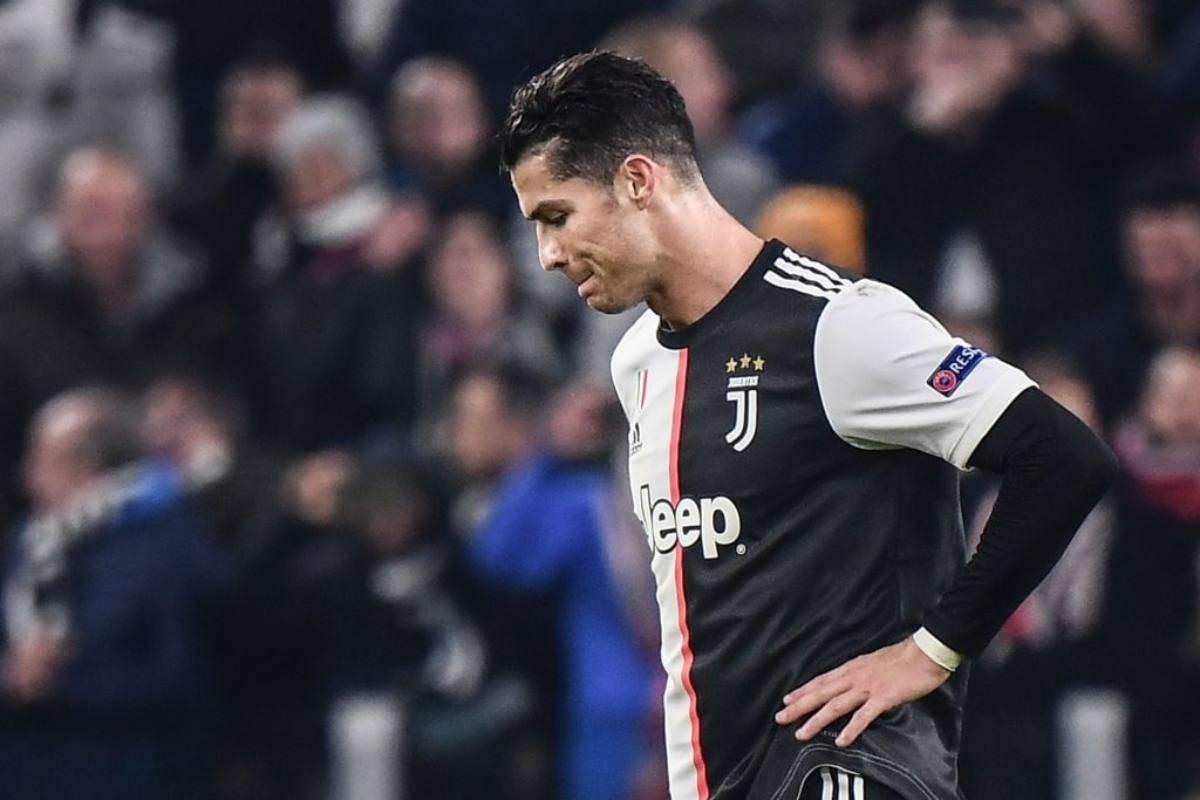 Cristiano Ronaldo, nessun gol con la Juventus a novembre