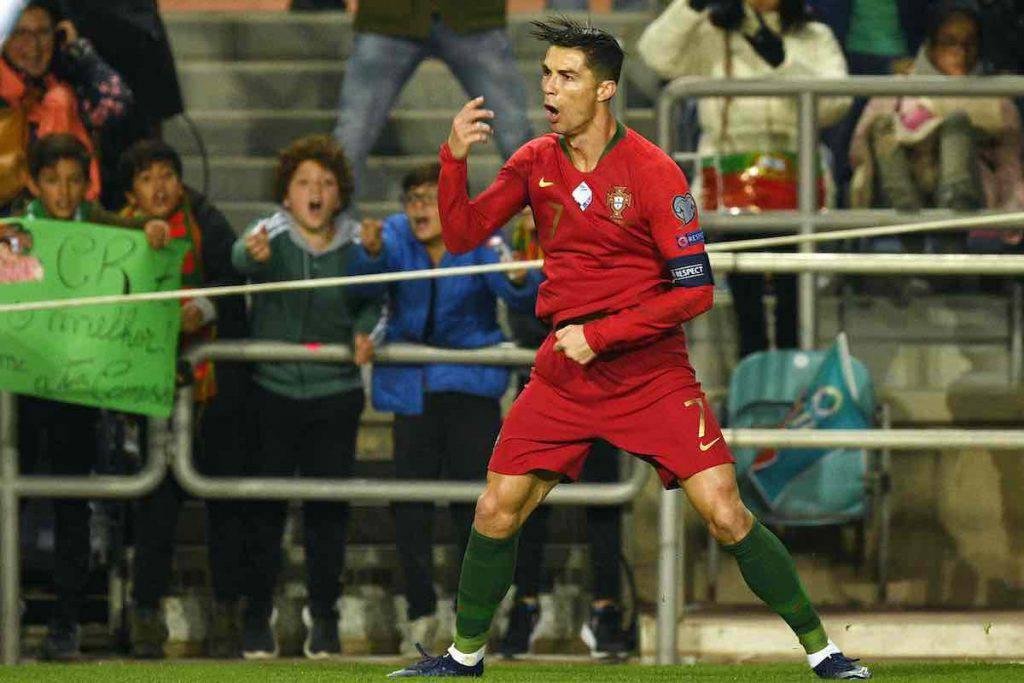 Cristiano Ronaldo fa chiarezza su Juve-Milan
