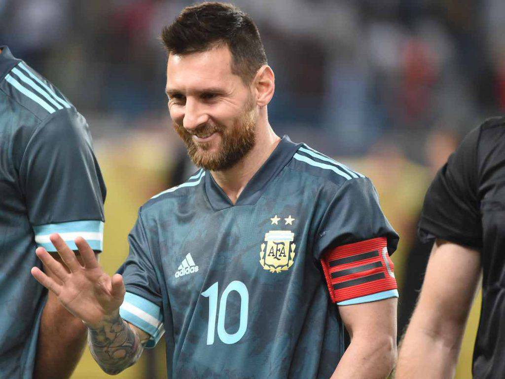 Dove vedere Argentina-Uruguay