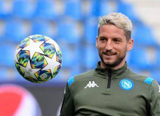 Dries Mertens nel mirino di Juve, Inter e Roma