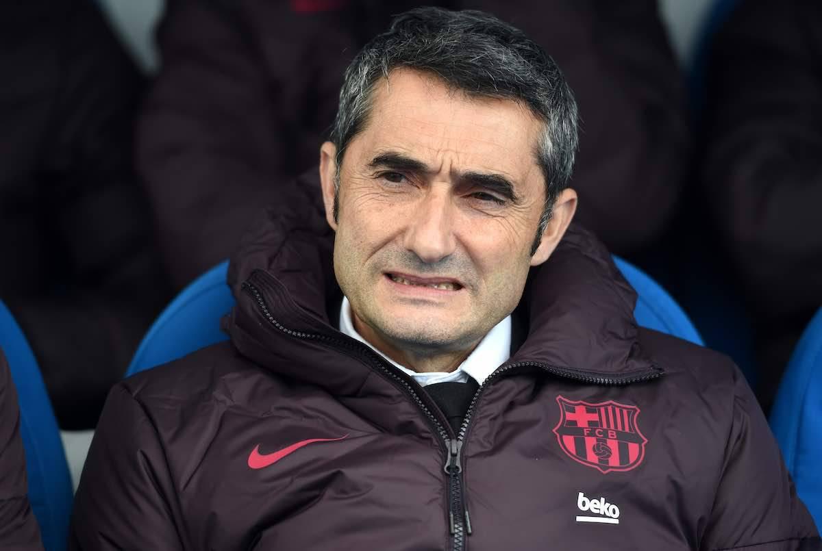 Barcellona, Valverde può essere esonerato oggi. C'è il via libera. La situazione