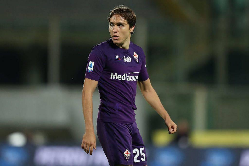 Federico Chiesa potrebbe lasciare la Fiorentina