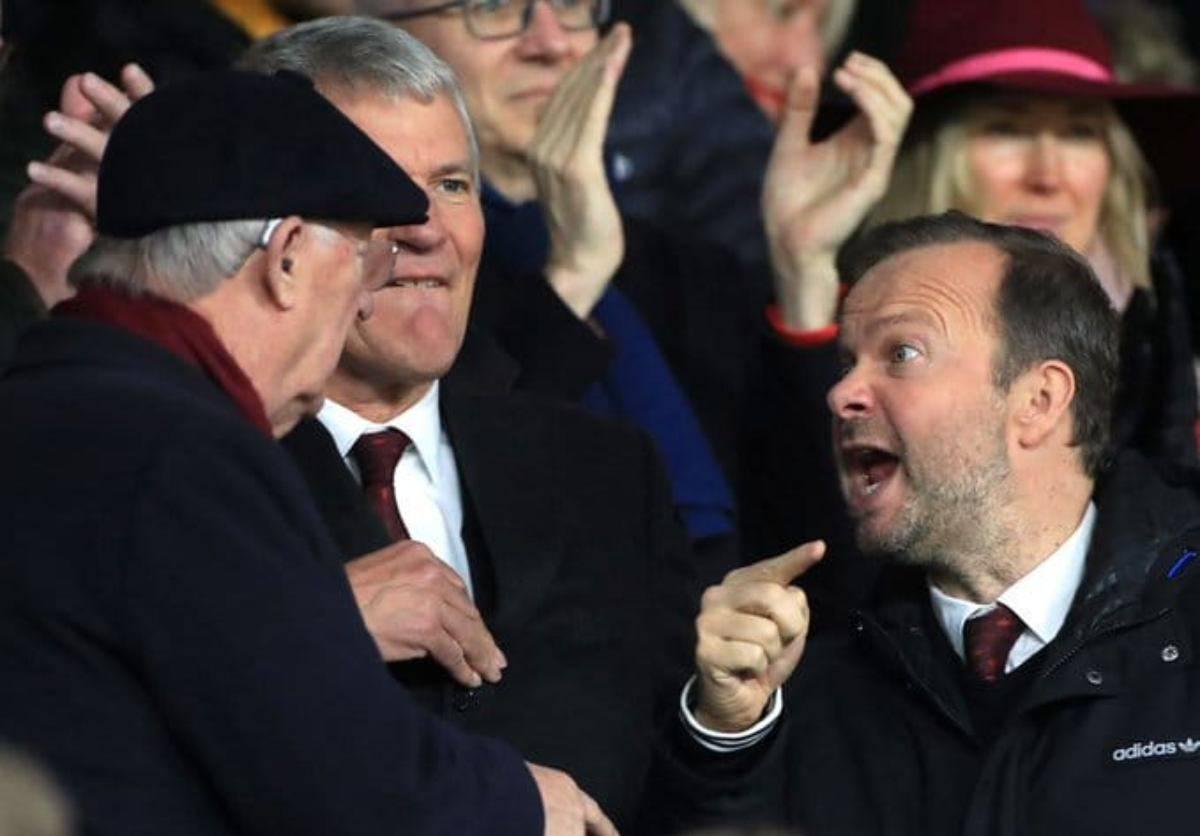 La lite tra Ferguson e Woodward