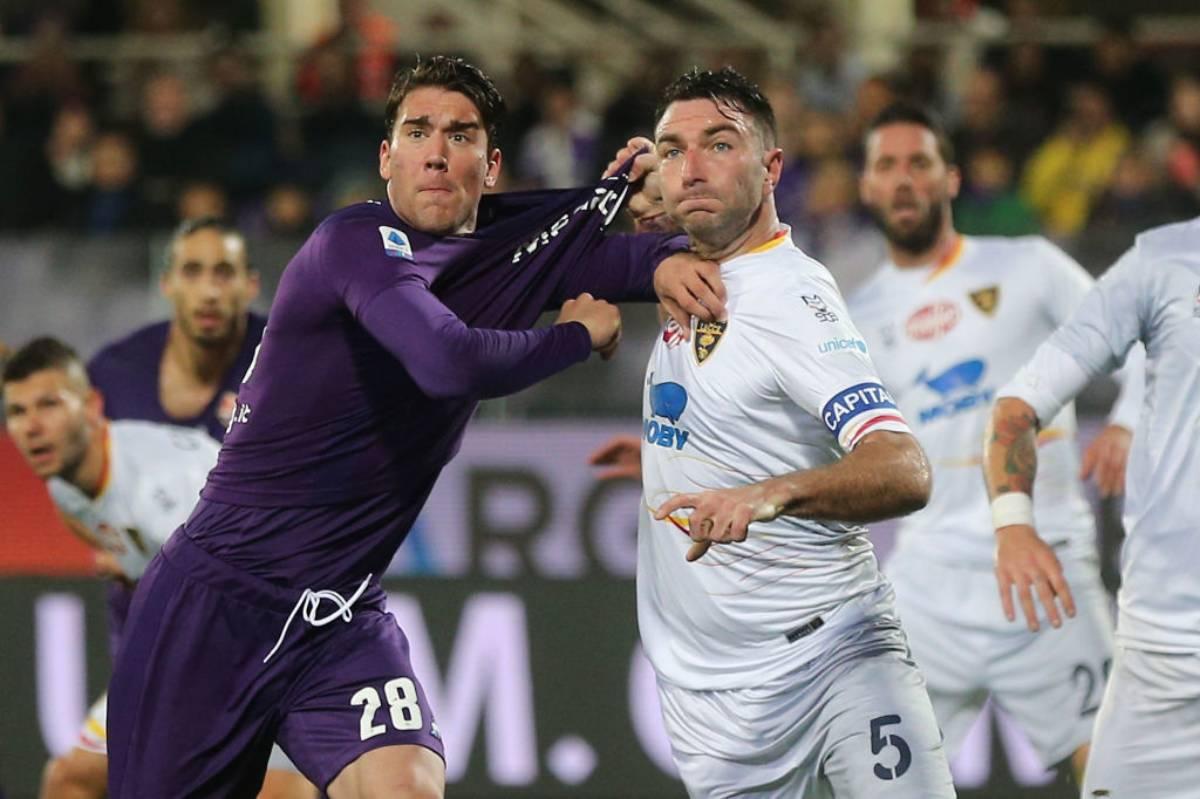 Fiorentina Lecce Highlights