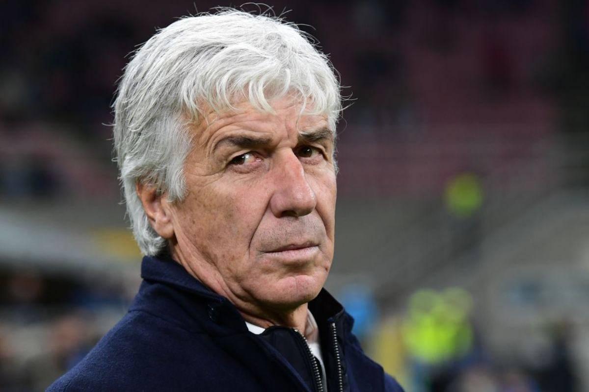 Gasperini nel post partita di Atalanta-Juventus