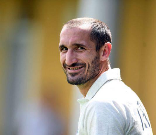 Juventus, Chiellini torna ad allenarsi in campo. Il recupero procede spedito