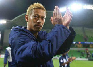 Keisuke Honda da record: e' calciatore, allenatore e presidente contemporaneamente