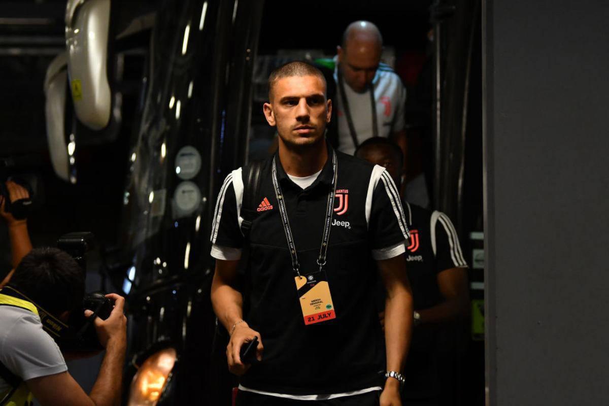 Milan, occasione Demiral: alla Juve è quasi un esubero servono 30 milioni