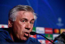 """Liverpool-Napoli, Ancelotti: """"Siamo più uniti di quel che si dice, facciamo parlare il campo"""""""