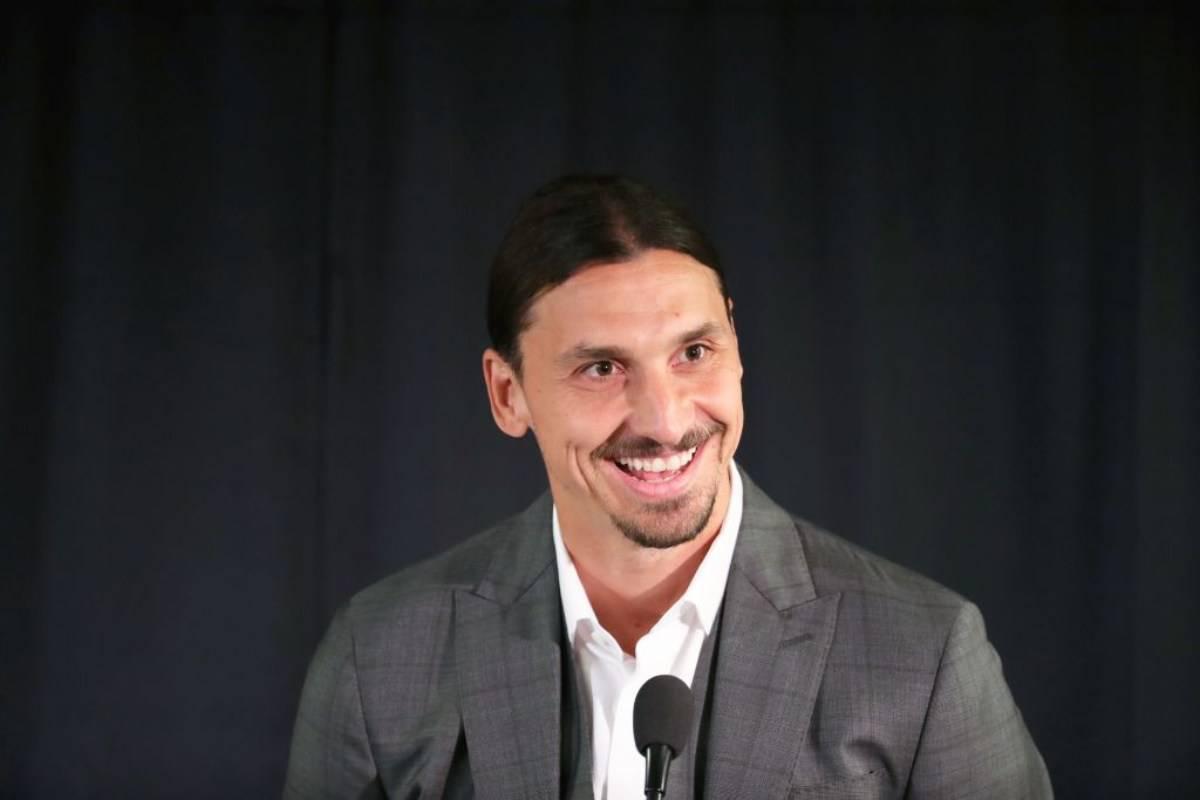 """""""Ibrahimovic sogna il Napoli"""", lo rivela Jennifer Wegerup, giornalista amica dello svedese"""