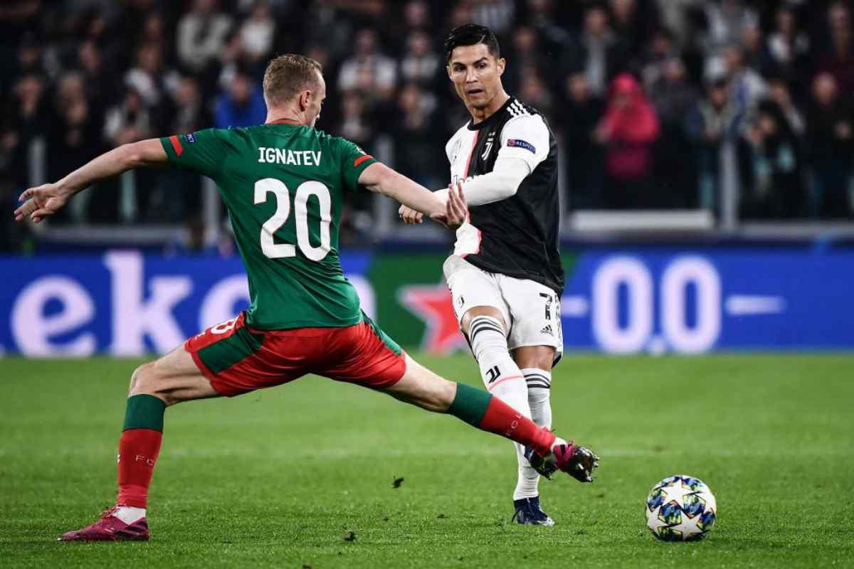 Lokomotiv Mosca-Juventus: precedenti e curiosità della sfida di Champions League