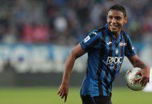 Muriel in dubbio per Atalanta-Juventus: giovedì gli accertamenti