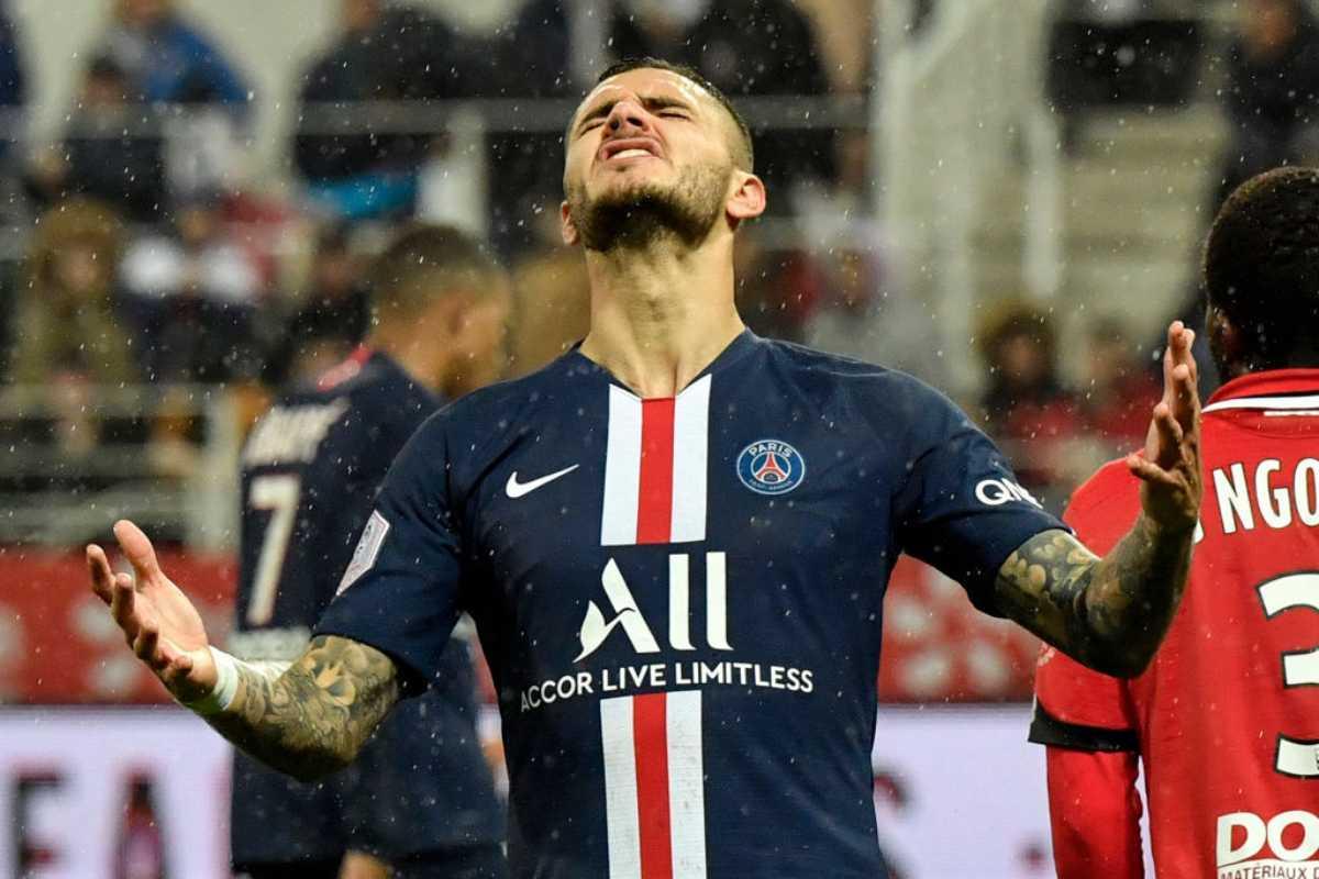Ligue 1, Dijon-Psg 2-1: Mbappé non basta. Icardi fermato dalla traversa