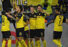 Borussia Dortmund-Inter 3-2: Lautaro e Vecino illudono, show di Hakimi e rimonta giallonera