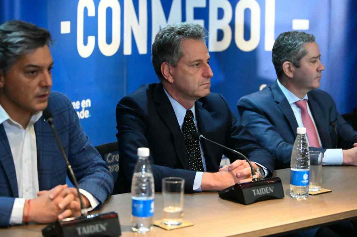 Copa Libertadores, ci risiamo: finale spostata da Santiago a Lima