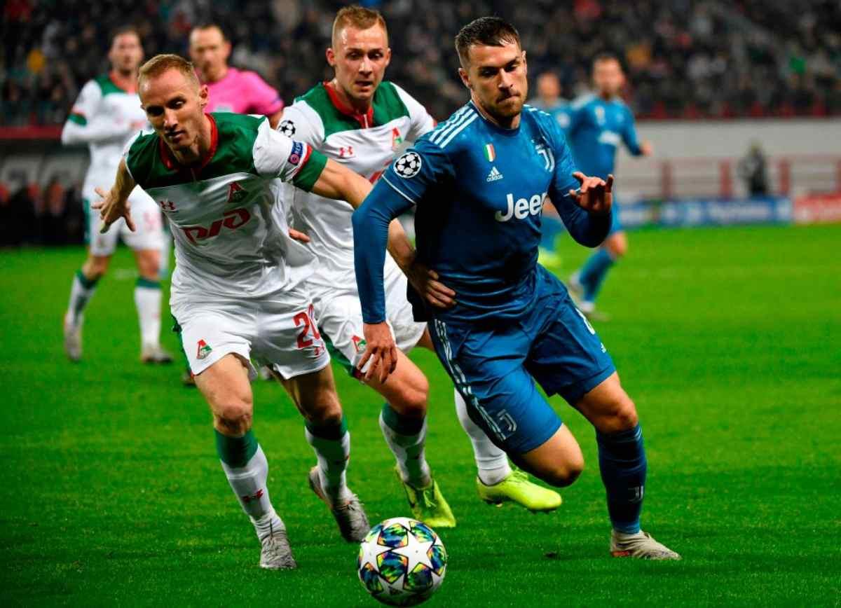 LIVE Lokomotiv Mosca-Juventus, diretta risultato tempo reale