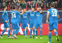 Champions League, highlights Lokomotiv Mosca-Juventus: gol e sintesi partita – VIDEO