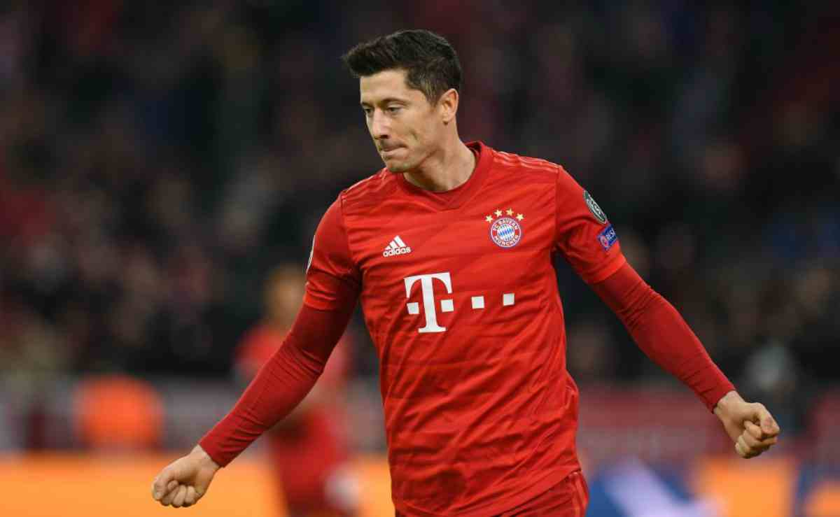 Bundesliga: Bayern Monaco, Lewandowski e Gnabry stendono il Borussia Dortmund