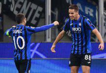 Atalanta-Manchester City 1-1: Pasalic annulla Sterling, impresa con rimpianto nel finale