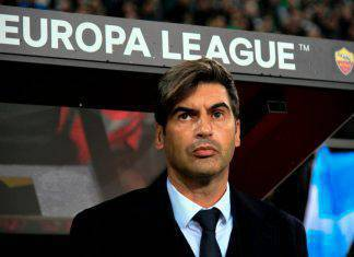 """Borussia M'Gladbach-Roma, Fonseca: """"Il calcio è questo. Ora non ci resta che vincere"""""""