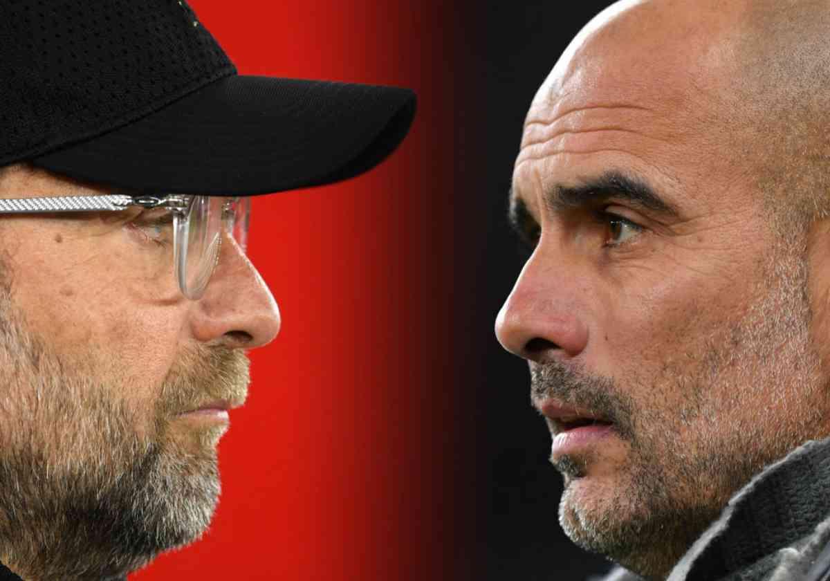 Liverpool-Manchester City streaming e diretta tv, Premier League oggi dalle 17