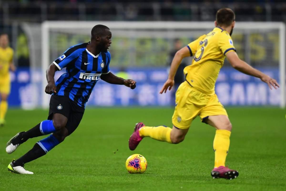 Inter-Verona 2-1: Barella, prodezza da tre punti. Nerazzurri primi, Juve superata